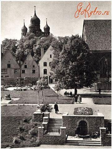Таллин. 1963. Эстония. - Прибалтика > Эстония > Таллин ...