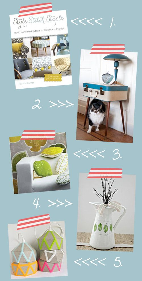 DIY Home Decor and Accessories for Spring