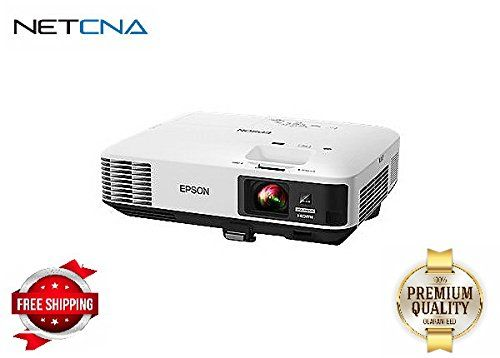 Epson PowerLite Home Cinema 1440 LCD projector - By NETCNA