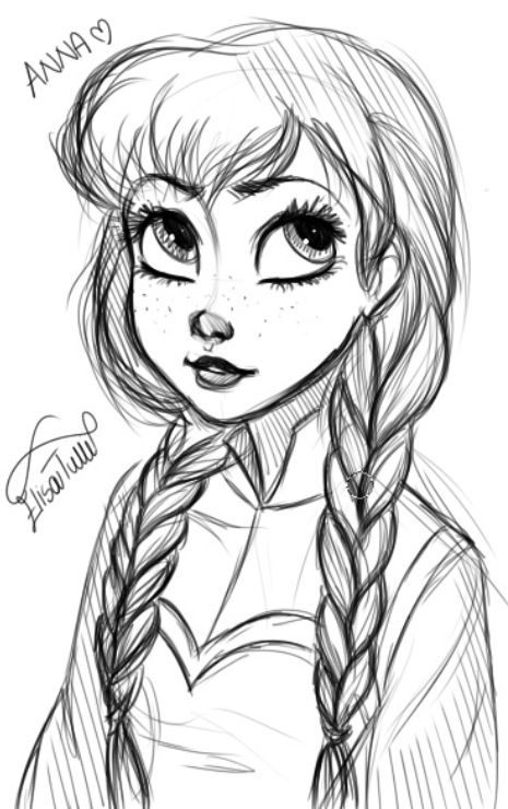 Anna from Frozen: I am interested to see this movie....