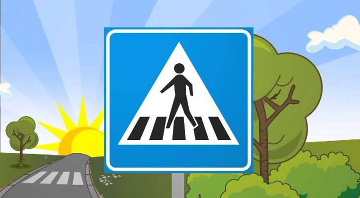 Erg leerzaam filmpje over verkeersborden