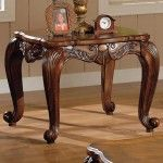 Coaster Furniture - Venice Traditional Square End Table - 700467   SPECIAL PRICE: $477.80