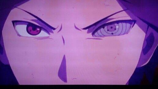 Sasuke Eyes