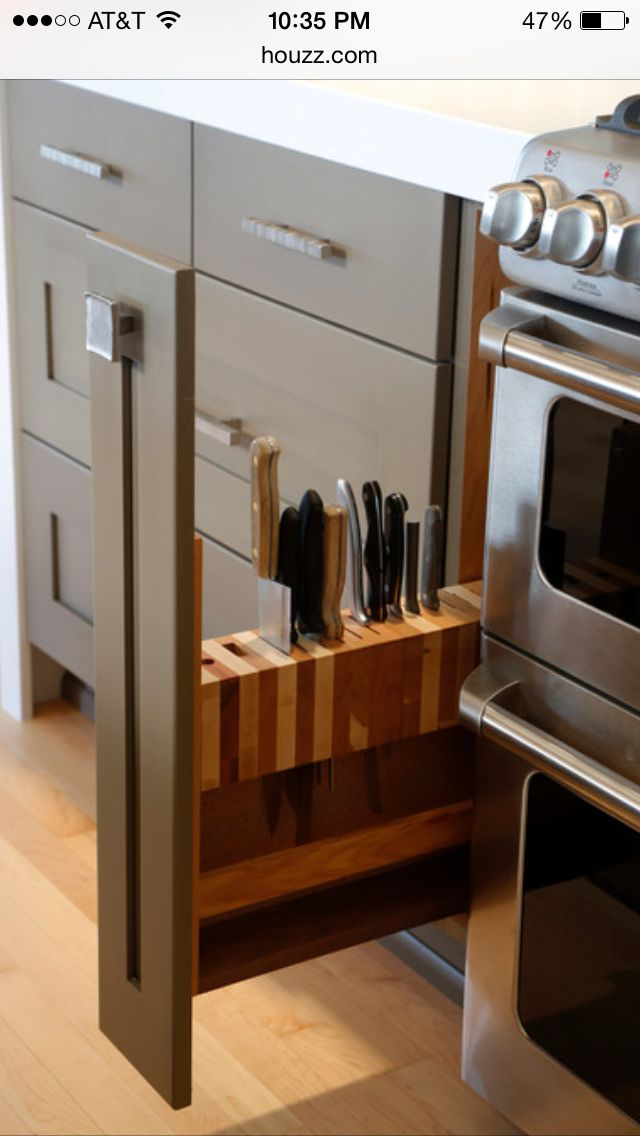 Kitchen Storage Solutions For
