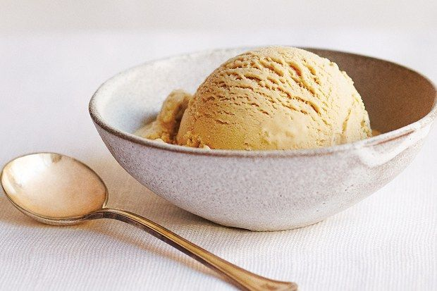 When we added Earl Grey ice cream to our trucks' offerings in 2009, New Yorkers went mad for it. Not surprisingly—black tea, combined with bergamot oil, cuts through the summer heat about as well as anything. We use a high-quality loose tea from our favorite tea brand, Rishi, which uses pure Italian bergamot citrus oil (and not bergamot flavoring), to make the most intensely fragrant Earl Grey tea ice cream.