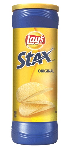 LAY'S STAX® Original Flavored Potato Crisps