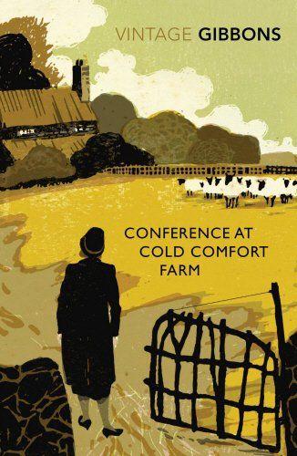 Conference at Cold Comfort Farm: Stella Gibbons: 9780099528685: Amazon.com: Books