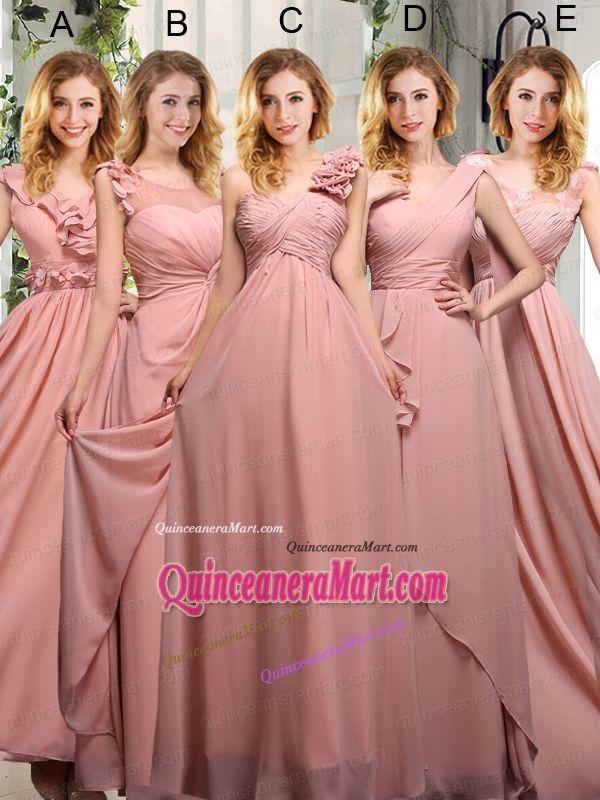 Mejores 8 imágenes de 2015 Dama Dresses For Quinceanera en Pinterest ...