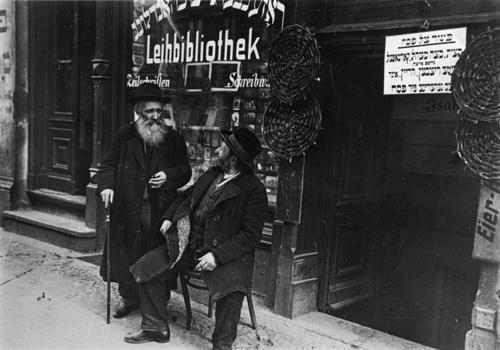 Poverty in Berlin, 1933