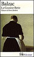La cousine Bette - Honoré de Balzac - Roman