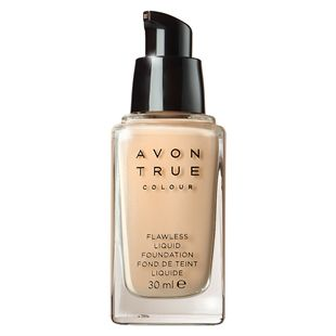 True Colour Flawless Liquid Foundation