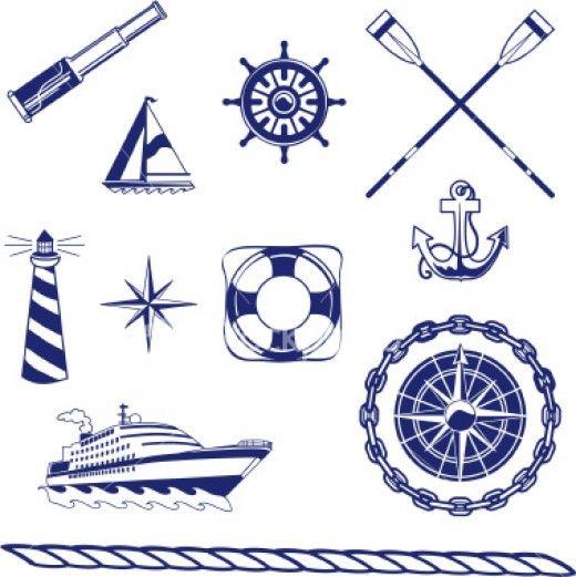 Nautical clip art  - #nautical