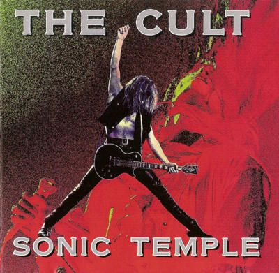 The Cult. Another great talented band out of the 80s. Sun King was one of my faves and of course Fire Woman.