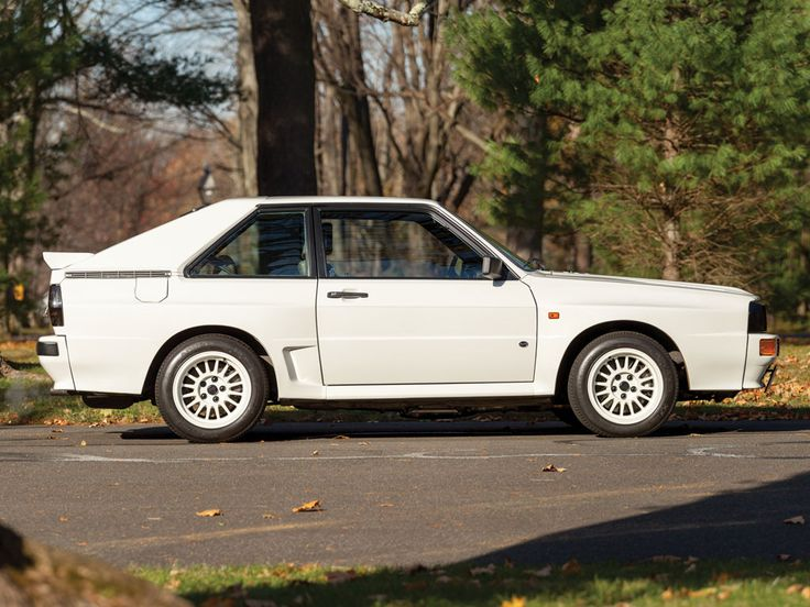 1984 Audi Sport Quattro | Arizona 2015 | RM AUCTIONS