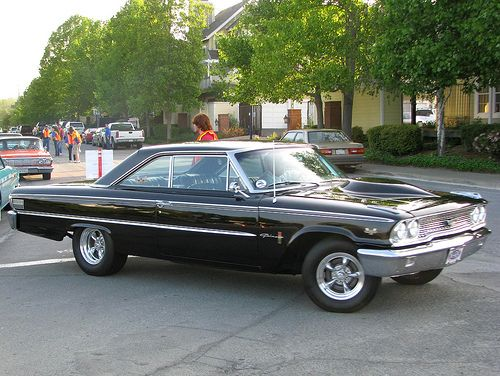 1963 Ford 500 XL Galaxie '1BOSS63' 2 | This car belongs to R… | Flickr
