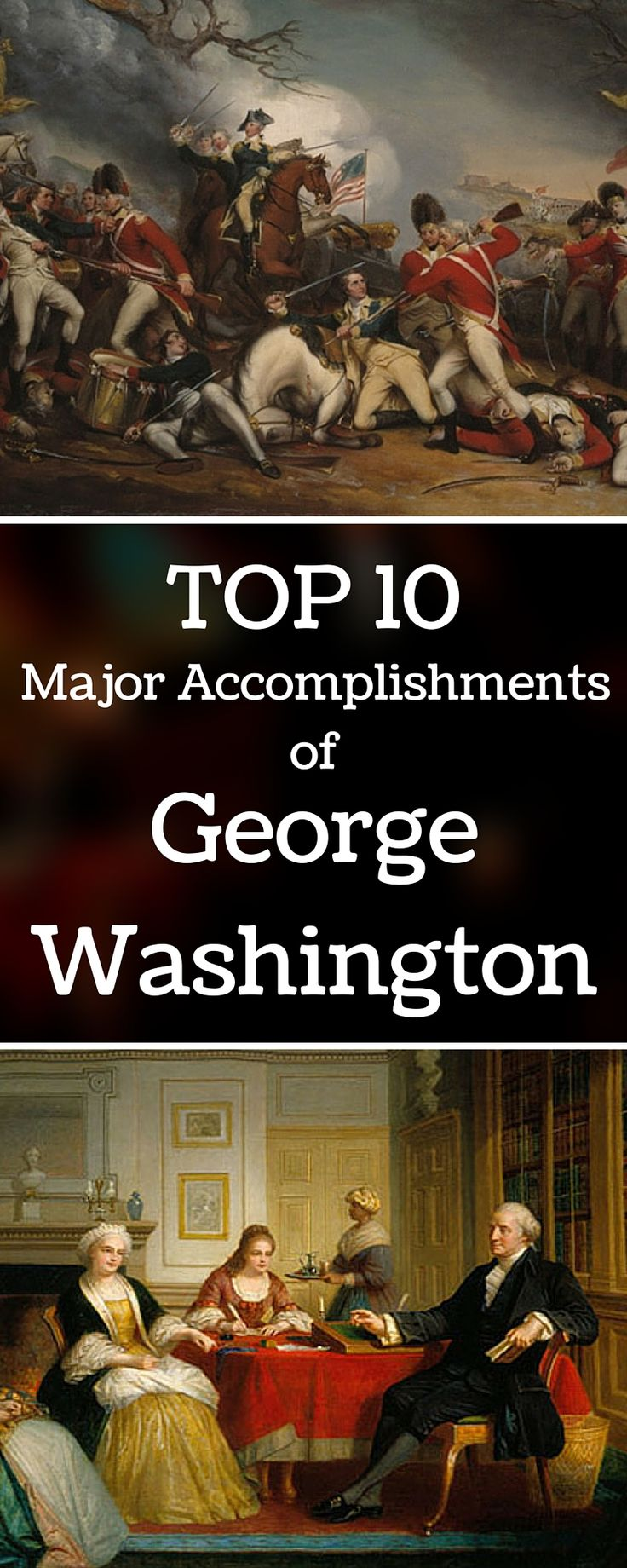 George Washington Is Someone Who Really Marked The Leadership Of The  Country Let's Recall That