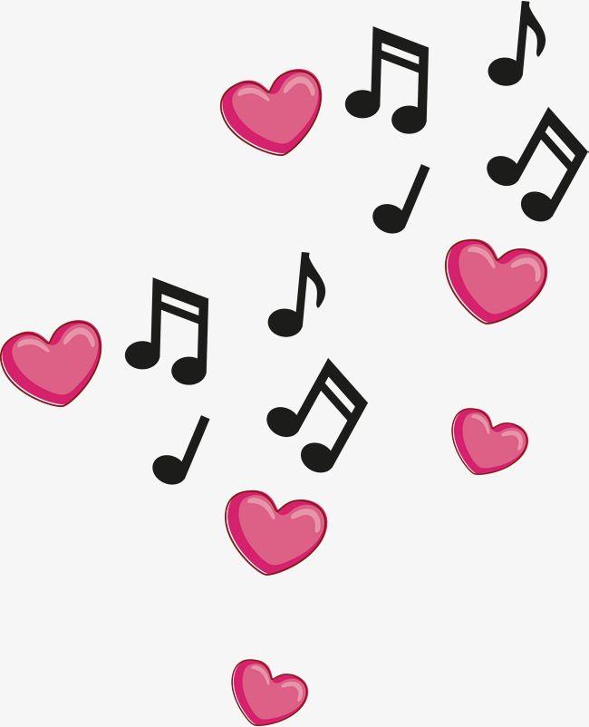 Simbolo De Amor Musica De Fundo Livre Png E Vetor Simbolos Musicais Desenhos De Tatuagem De Musica Arte Adesivo De Parede