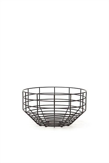 Wells Tall Basket