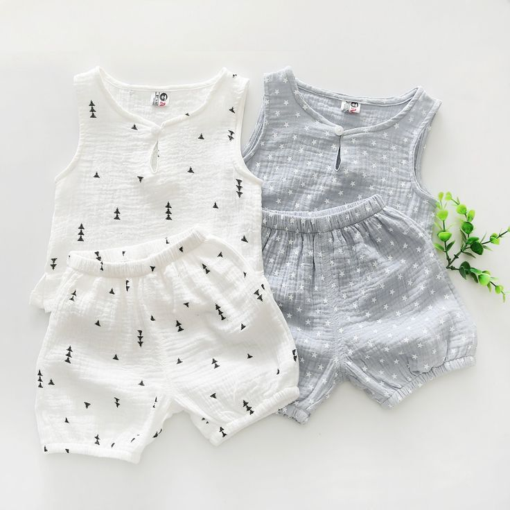 Muslin Summer Style 2-piece Outfit - Wilder Kids Co.