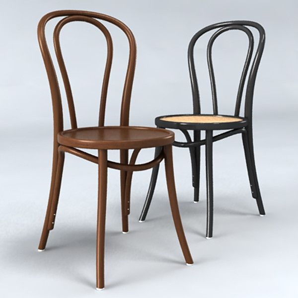 thonet chair konsumstuhl nr 14 from 1859 historism michael thonet was a german austrian. Black Bedroom Furniture Sets. Home Design Ideas