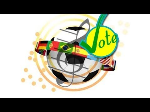 ▶ Gente! VOTE GO, GOL de RODRIGO ALEXEY do Brasil pra TEMA DA COPA - FIFA CUP do site SuperSong.com - YouTube