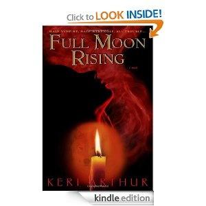 Full Moon Rising (Riley Jensen, Guardian, Book 1) (Riley Jenson Guardian)