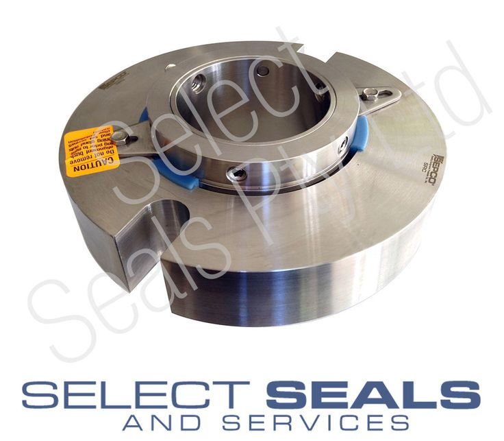 """1 3/4"""" Single Rotary Cartridge Mechanical Seal - Sic/Sic - Viton Contact Select Seals And Servicesl"""
