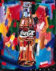 Festive Coke - Penley Art Co