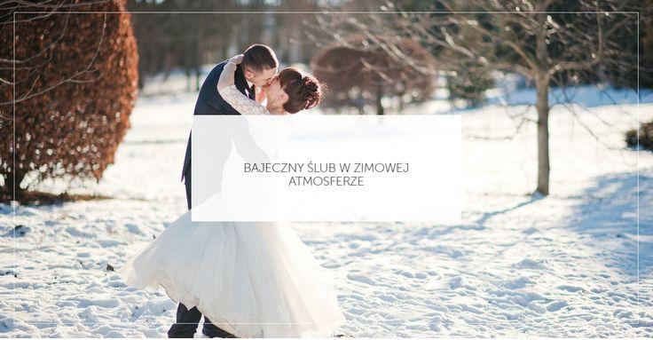 Myślisz o ślubie zimą, sprawdź jakie są tego plusy. http://smartbride.pl/bajeczny-slub-w-zimowej-atmosferze/
