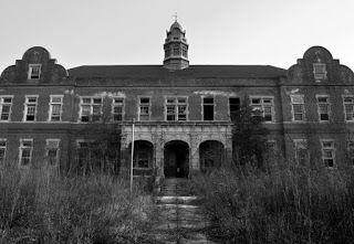 """Самые загадочные места планеты: """"Северолс"""" - психиатрическая больница в Колчестере..."""