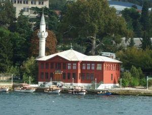 Çengelköy Kaymak Mustafa Pasa Camii Yalısı