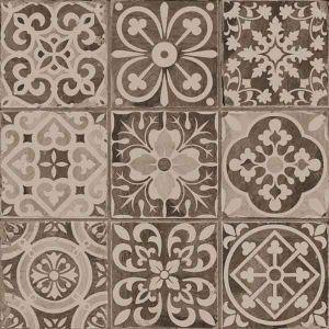 Carrelage ancien mat noir 33 x 33 cm fs1104007 tuile for Carrelage noir mat