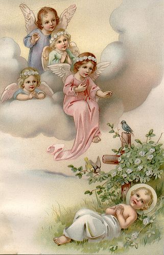 ~Baby Jesus by Orchard Lake, via Flickr