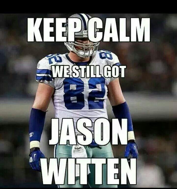 Jason Witten                                                                                                                                                                                 More