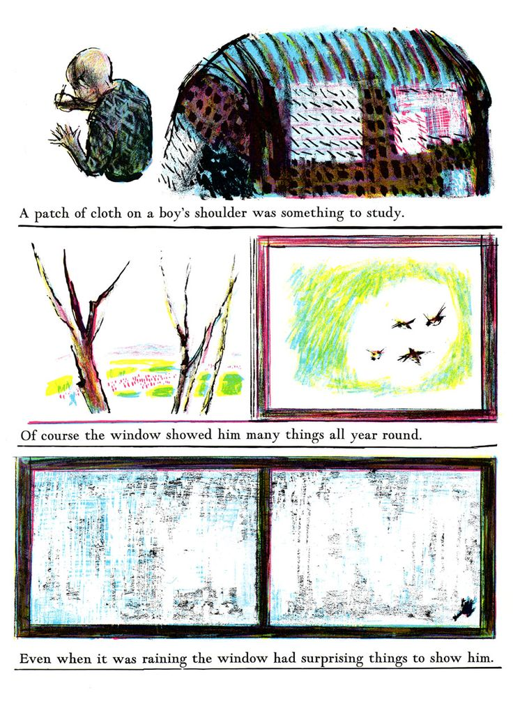 МАЛЬЧИК-ВОРОН by Taro Yashima Японская деревушка, первый день занятий и первый класс. Не досчитываются ученика, который прячется под зданием школы. Из-за своего роста…
