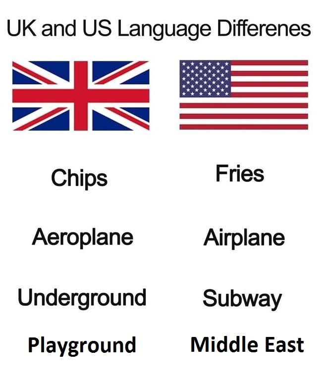 language differences in america The most significant differences between british and american english are in their pronunciations, their vocabularies, and their spelling there are grammatical differences, too, but these are less important and harder to describe, so we will pass over them for today.