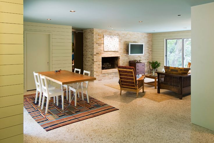 Terrazzo Floors I Want To Remember This That Brown Rug
