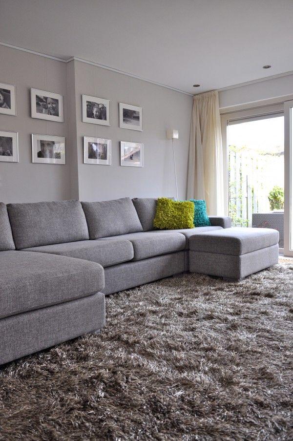264 best Interieur - Muur kleuren images on Pinterest | Living room ...