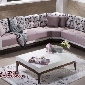 Harga Sofa Tamu Model Sudut Minimalis Jepara Termurah