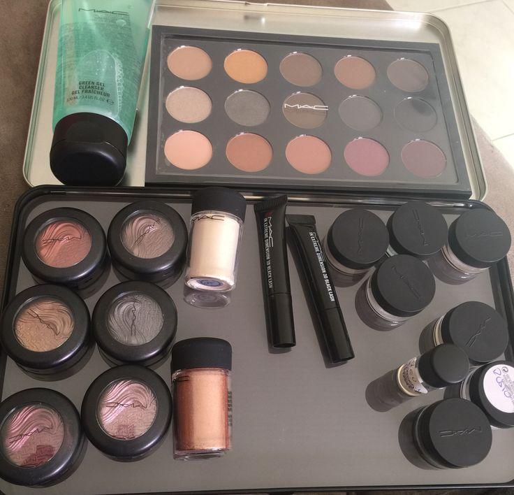 Maquilhagem 💄 MAC para quem quer ficar bela! 🤗 venha ter comigo e fazemos uma make up espetacular!