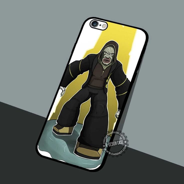 Killer Croc Suicide - iPhone 7 6 5 SE Cases & Covers