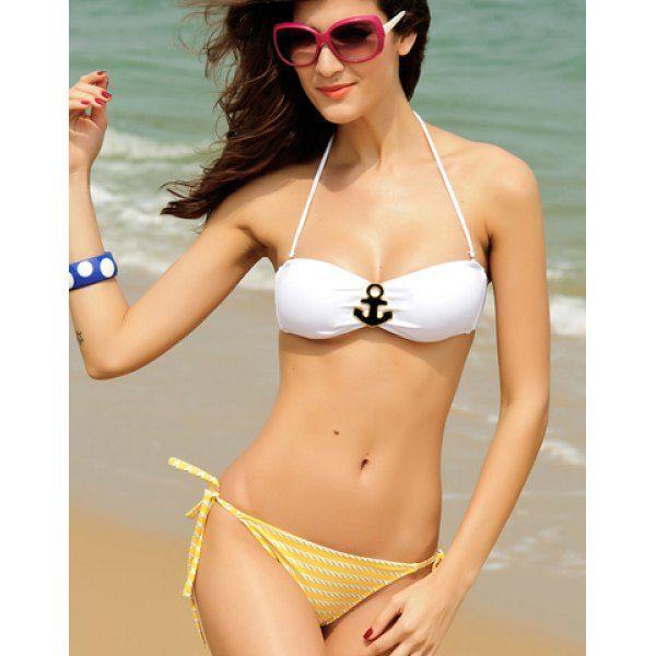 Anchor bikini