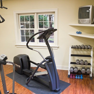 Best Exercise Rooms Images On Pinterest Workout Rooms