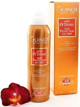 Guinot Sun Care Large UV Defense SPF 30 150ml: Amazon.co.uk: Beauty