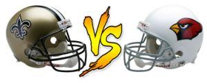 New Orleans Saints VS Arizona Cardinals Live Stream