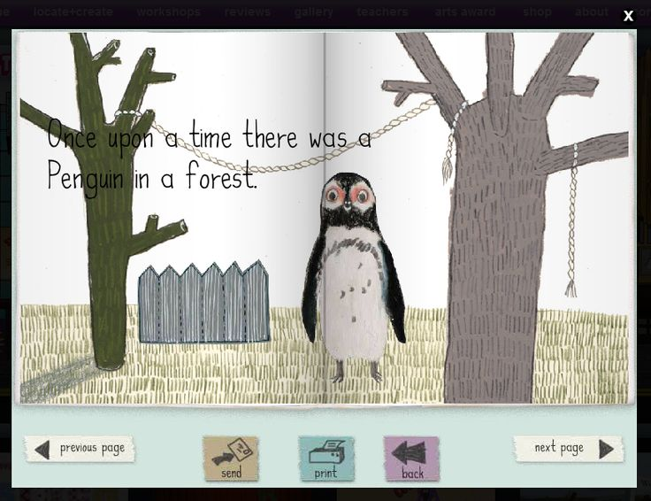 Two Nice Tools Students Can Use to Create Picture Books