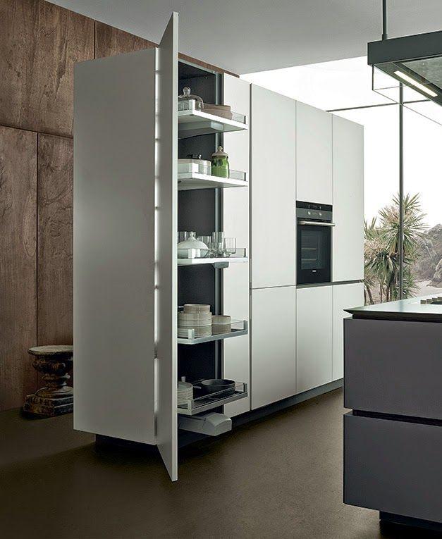 Про вневременной дизайн кухни Varenna Poliform, не
