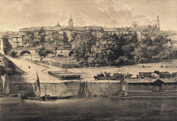 Warszawa - Królewski - Zamek Królewski w Warszawie - OPIS - (Polskie zamki)