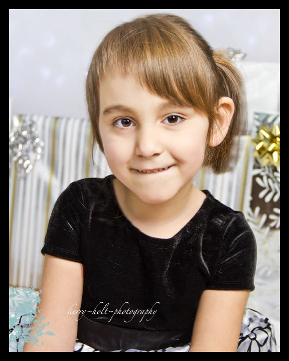 Little Girl, Christmas, Photography