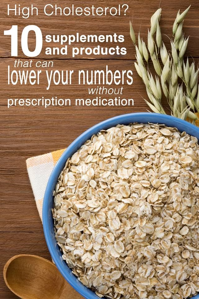 You're already exercising and eating healthy, but still battling high cholesterol? Click the link to see this list by the Mayo Clinic of how to lower your cholesterol without prescription medication.